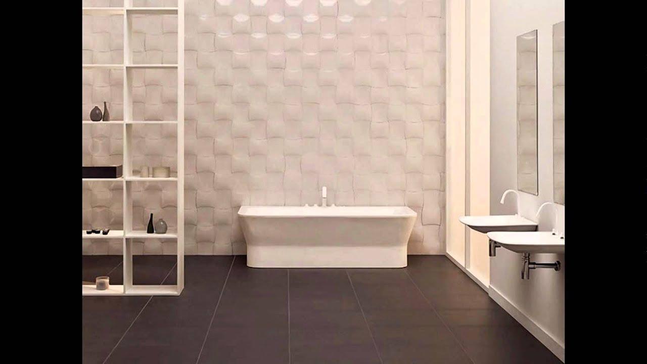 Bathroom Wall Tile - YouTube