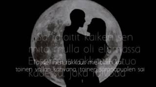 Haloo Helsinki rakas lyrics