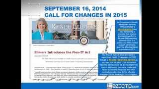 Meaningful Use Webinar Replay (10-29-2015) Review of Modificat…