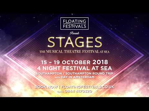 Stages | The Musical Theatre Festival At Sea