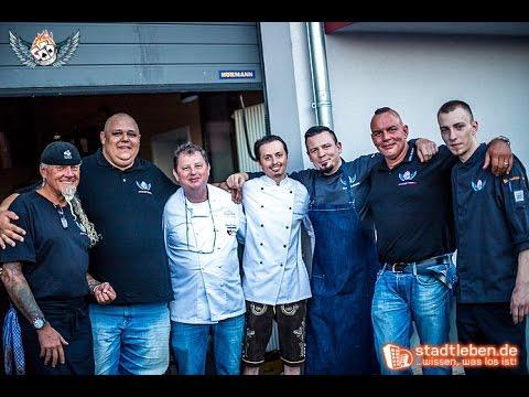 Kraftwerk Restaurant Oberursel | Küchenparty mit den Cooking Aces