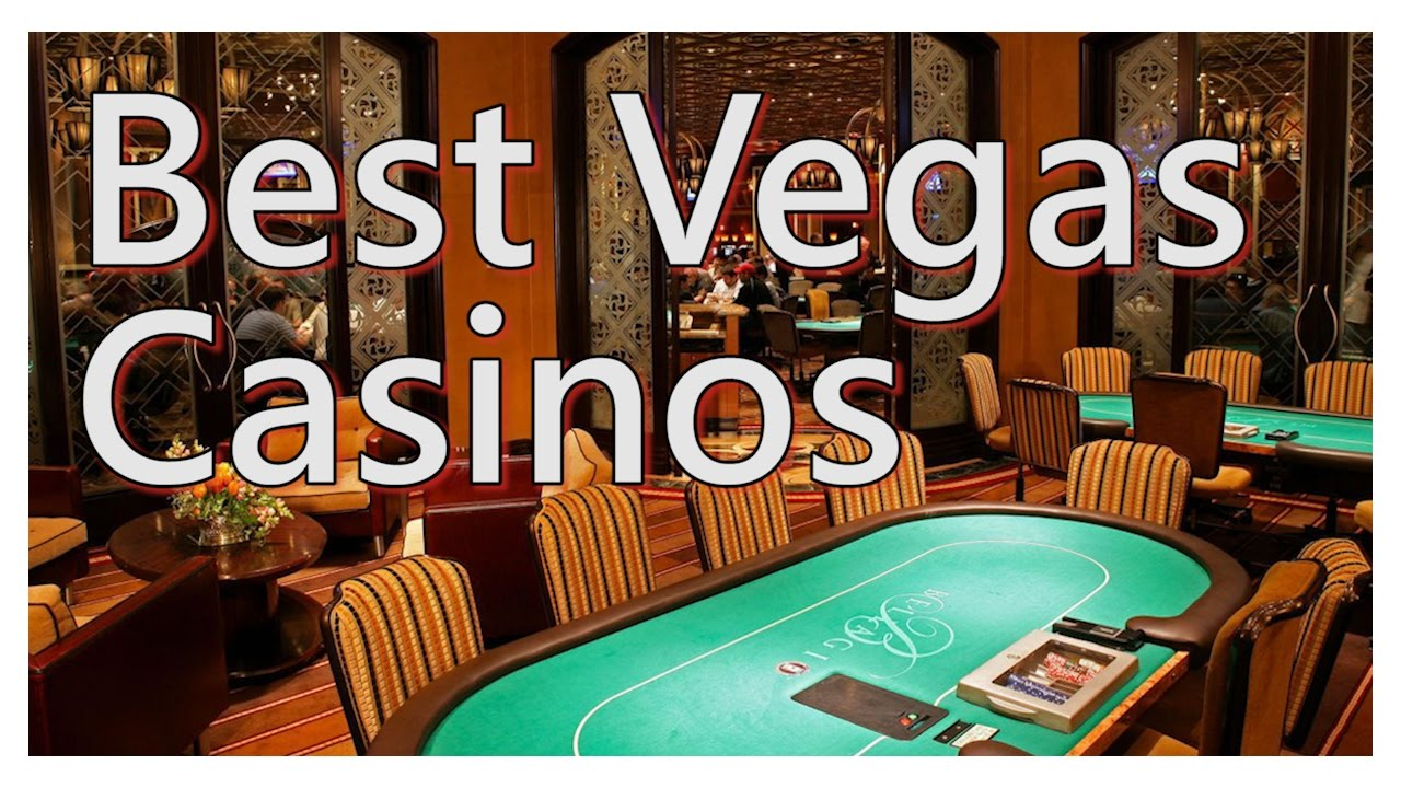 The Top 5 Best Casinos In Vegas - 5 Casinos For The Ultimate Vegas Holiday