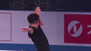 Нэтан Чен Показательные выступления Командный чемпионат мира по фигурному катанию 2021