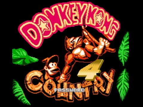Donkey Kong Country 4 (Unlicensed) (NES) - Longplay