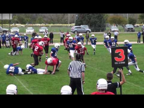 10 8 15 Football Sidney at North Platte