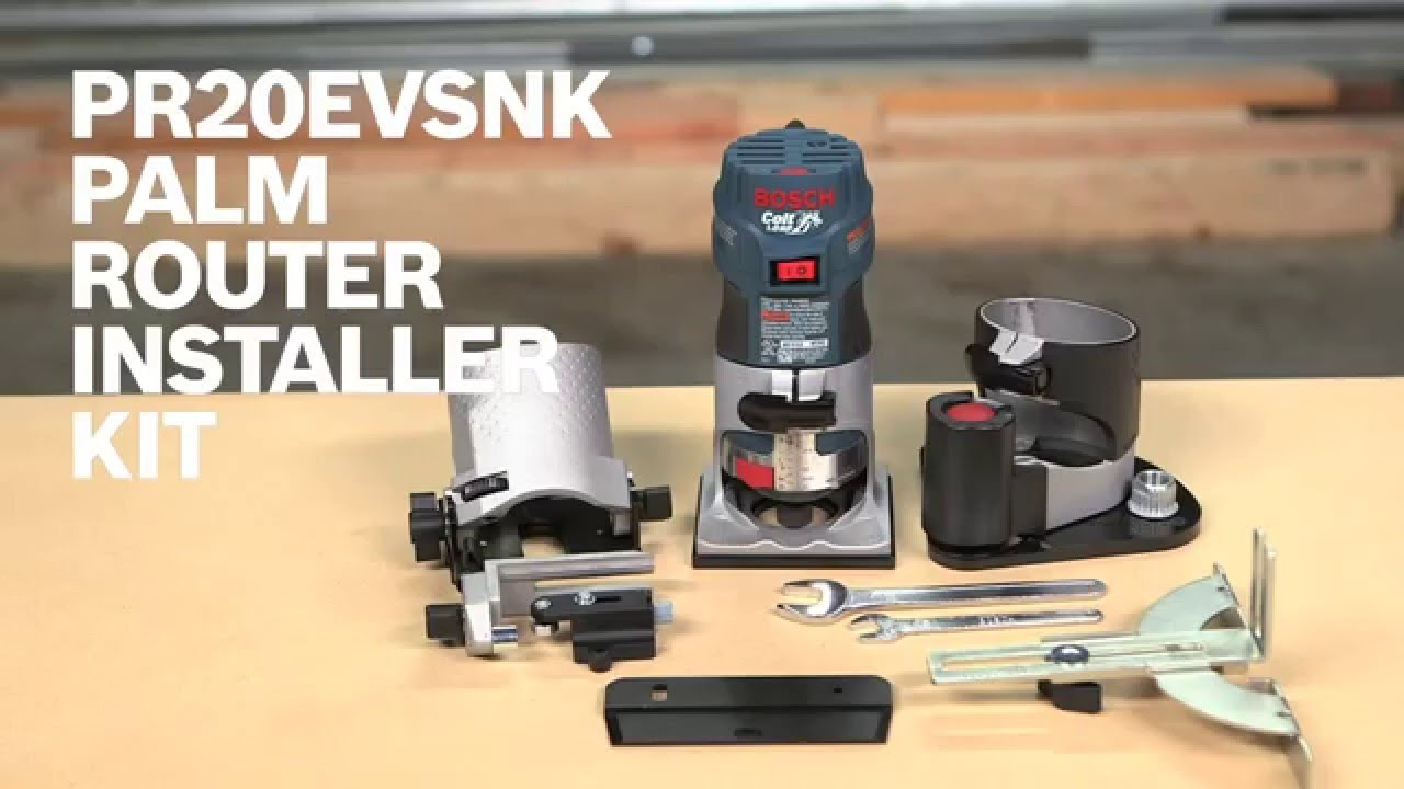 Bosch pr20evsnk colt variable speed palm router installer kit product videos greentooth Choice Image