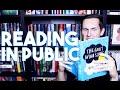 READING IN PUBLIC!