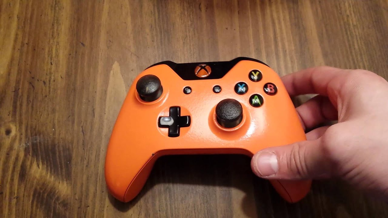 CINCH GAMING Controller Review Orange Crush YouTube