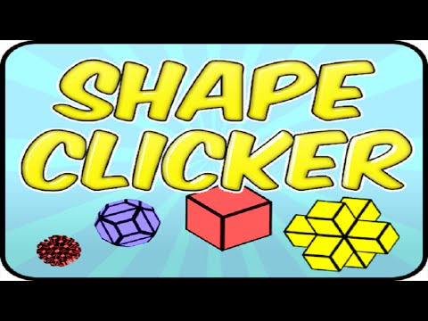 Shape Clicker Walkthrough