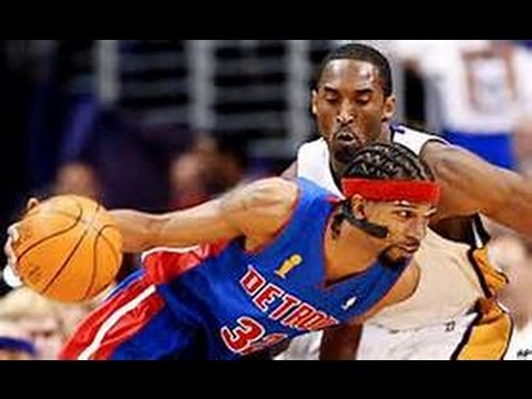 NBA Finals 2003-2004 Pistons - Lakers. g1