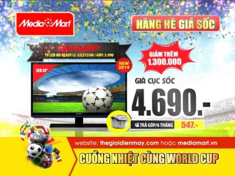 TVC MM   Cuong nhiet cung WorldCup 2014 30s