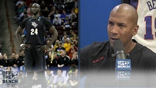 Kanell and Bell: Would you DRAFT Tacko Fall? | Off The Bench | CBS Sports HQ