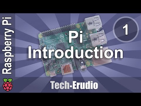 Raspberry Pi - Tutorial 1 - An Introduction