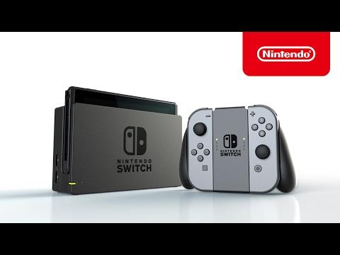Nintendo Switch 紹介映像