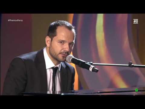 Ángel Martín, Monólogo Premios Feroz 2017