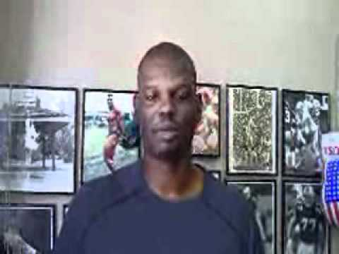 Former NBA player Jamal Mashburn talks about Miami Beach Chiropractor Dr. William Moyal