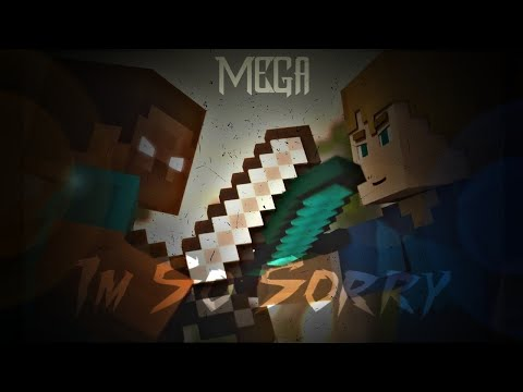 ♪Imagine Dragons - I'm So Sorry | Skywars : MEGA (Minecraft Animation) [Music Video]
