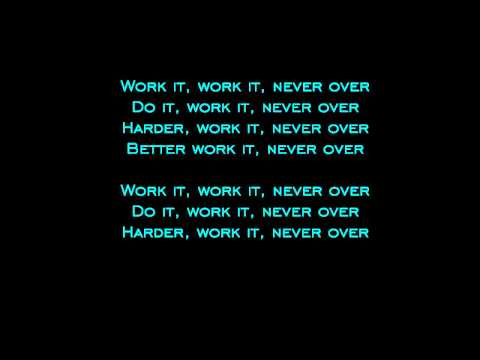 Daft Punk Harder, Better, Faster, Stronger Lyrics