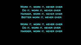 Repeat youtube video Daft Punk Harder, Better, Faster, Stronger Lyrics