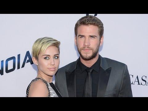 Miley Cyrus & Liam Hemsworth Hilariously Sing Carpool Karaoke