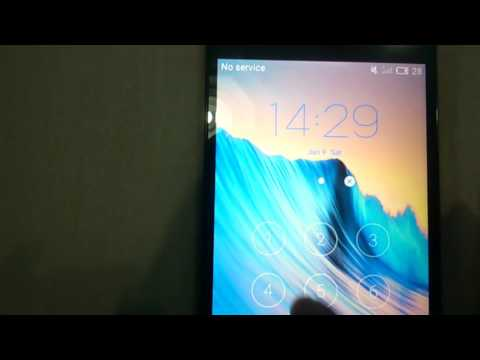 Lenovo A7000-a Flyme 4.5.4.3R with Flyme Recovery