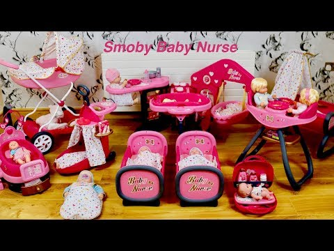 Baby Dolls Nursery Centre Dolls Pram Highchair Dolls Bed Baby Annabell Baby Born