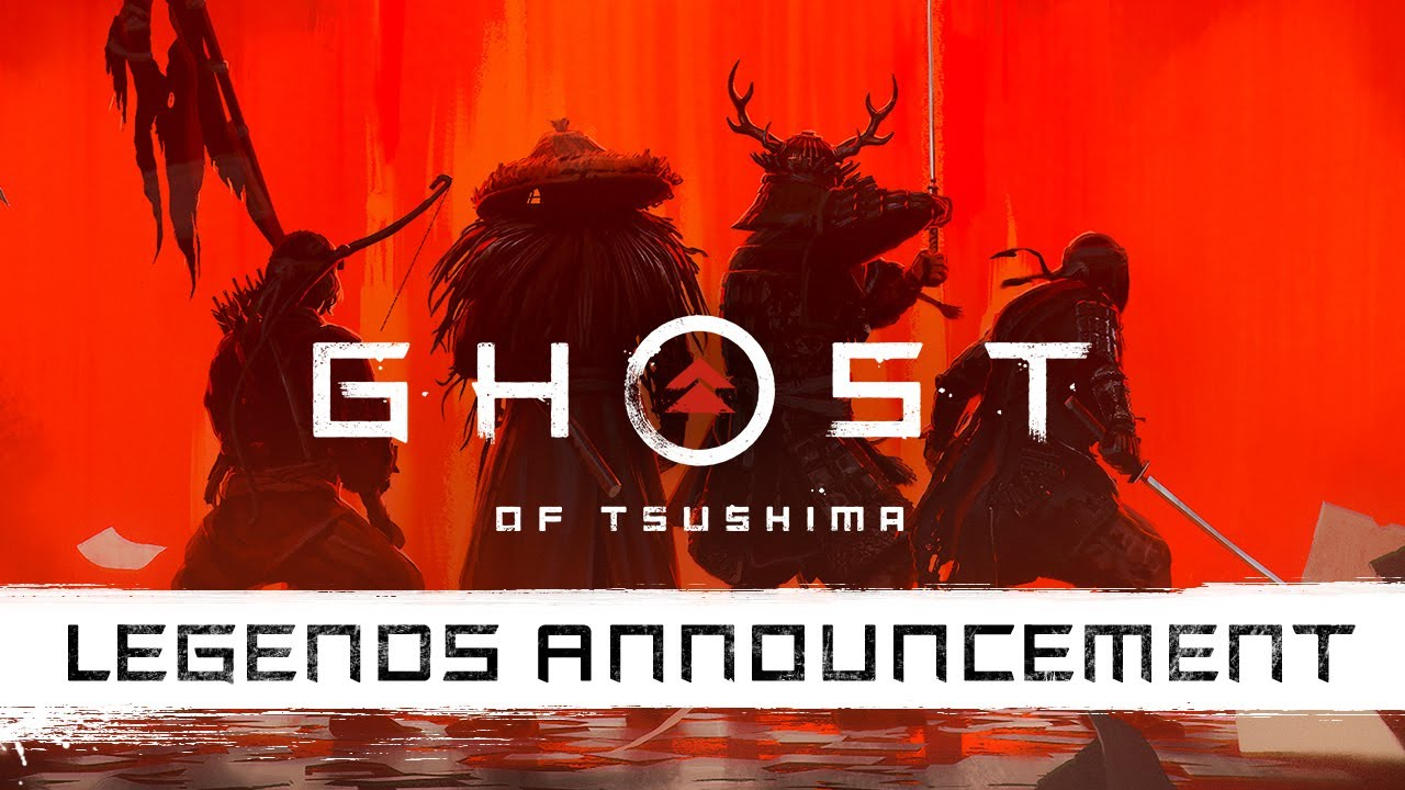 Ghost of Tsushima: Legends Announcement Trailer | PS4