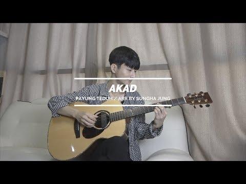(Payung Teduh) Akad - Sungha Jung