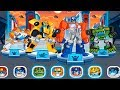 Transformers Rescue Bots Videos para Niños  y Juegos Infantiles - Tornado en Griffin Rock