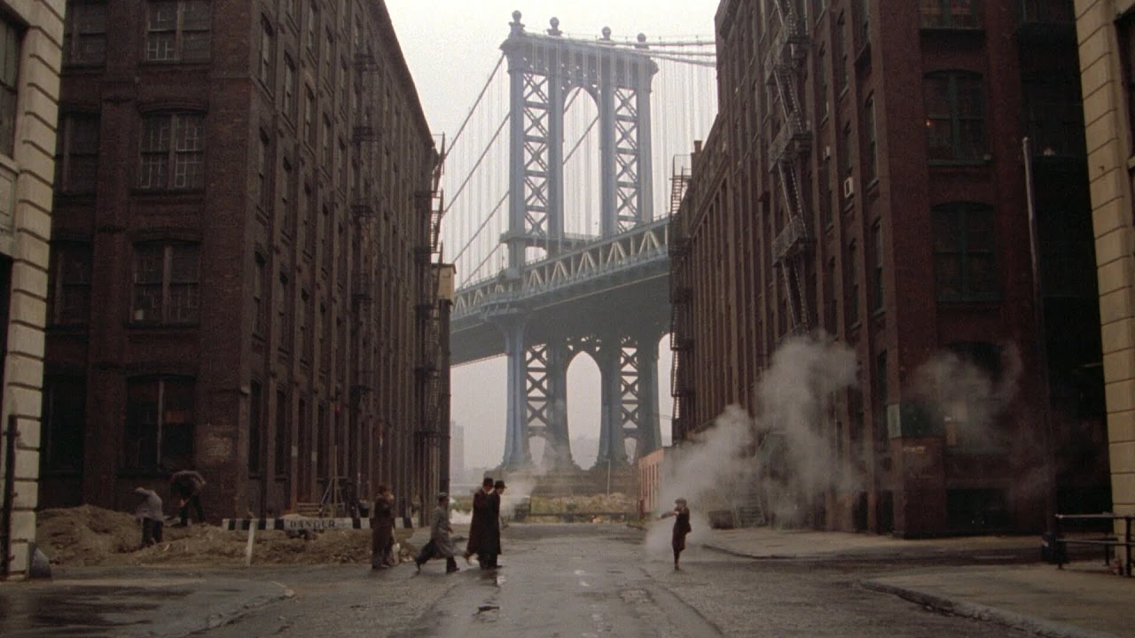 Ennio Morricone - Once Upon A Time In America [HQ]
