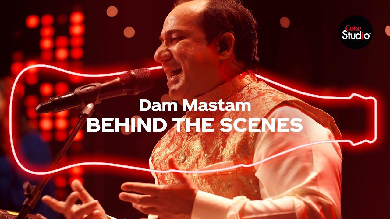 Coke Studio Season 12 | Dam Mastam | BTS | Rahat Fateh Ali Khan