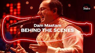 Coke Studio Season 12 Dam Mastam BTS Rahat Fateh Ali Khan