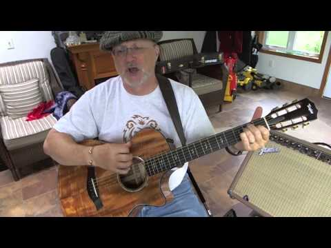 1266 -  Knock Three Times -  Tony Orlando and Dawn cover with guitar chords and lyrics