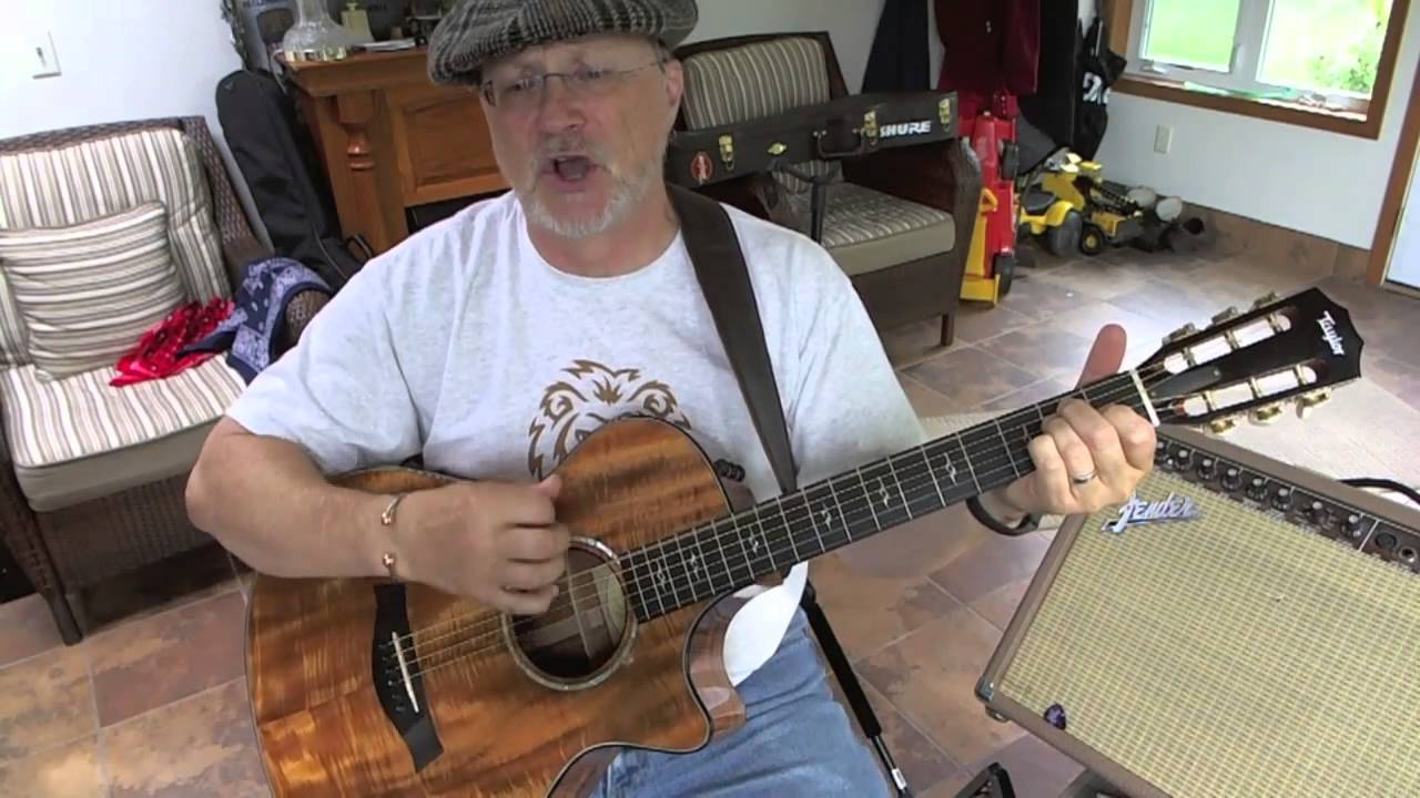 1266 Knock Three Times Tony Orlando And Dawn Cover With Guitar