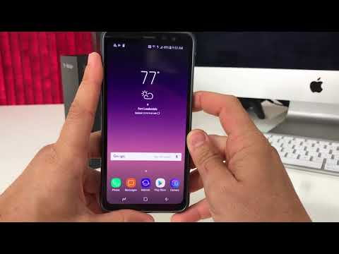 How To Install SD And SIM Card Into Samsung Galaxy S8 Active