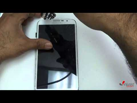 "Galaxy Mega 6.3"" Screen Replacement Teardown and Reinstallation in under 8 minutes."