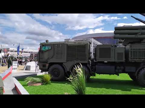 Сборная модель ZVEZDA 3698 Российский самоходный зенитный ракетно ... | 360x480