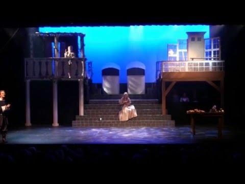 Teatergruppen KLIMA - Den Ny Cyrano, Den Blinde Kærlighed