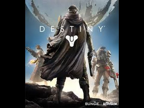 Let's Play Destiny! Part 1: Why is it taking forever to load?!