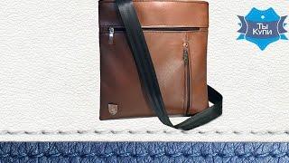 Мужская сумка – планшет «Leon» купить в Украине. Обзор