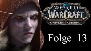 Battle for Azeroth #13  Let's Play World of Warcraft