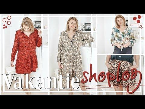 Vakantie Shoplog - Maart 2019  | Lifestyle Spot