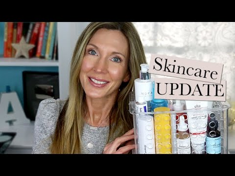 Anti-Aging Skincare Routine Update | Over 50 | Spring 2020