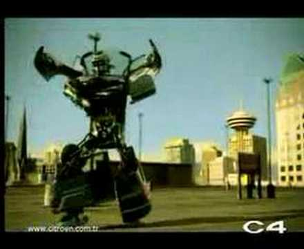 Yeni Citroen C4 Türkiye Reklamı