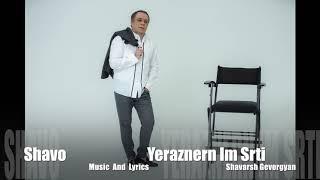 Download lagu Shavo - Yeraznern Im Srti