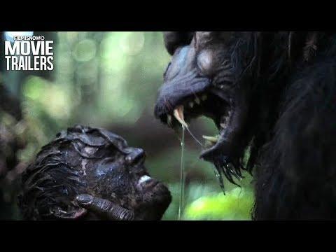 PRIMAL RAGE  New  for Bigfoot Thriller
