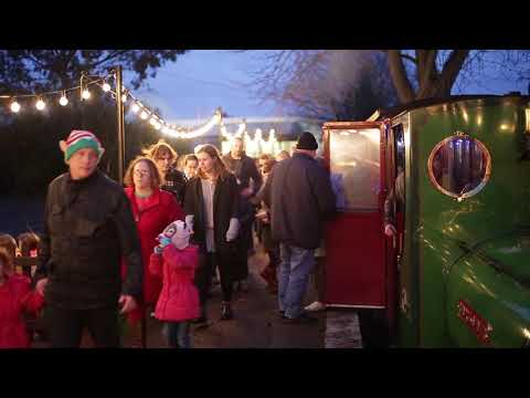 Christmas at Bressingham