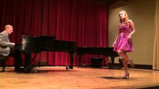 """Little Jazz Bird"" - Caitlyn Porayko"