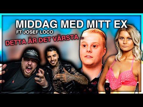 MIDDAG MED MITT EX FT. JOSEF LOCO **ERICA FRÅN PH, HERREGUD**