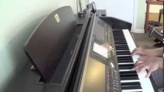 Amazing Grace/My Chains are Gone- Chris Tomlin (Piano Cover)